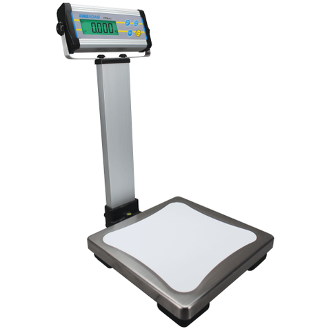 Adam Equipment CPWplus 150P  330lb/150kg x 0.1lb/0.05kg Bench Pillar Scale  1yr Warranty