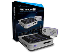 Hyperkin RetroN 5 Gaming Console (Gray)