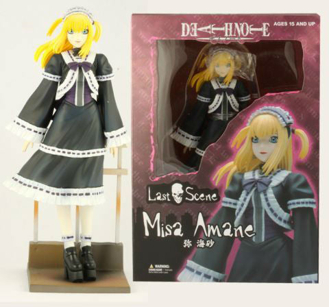 Death Note: Final Scene Series Misa Amane Statue