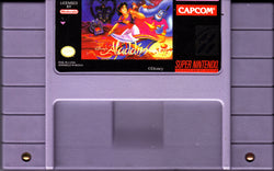 Aladdin - Super Nintendo Game