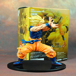Anime Dragon Ball Z Son Goku Super Saiyan- Import