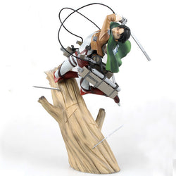 Kotobukiya Attack On Titan Shingeki No Kyojin Scouting Legion Levi - Import