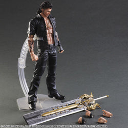 Final Fantasy Play Arts Kai Action Figure GLADIOLUS - Import
