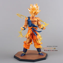 Anime Dragon Ball Z Super Saiyan Son Goku - Import