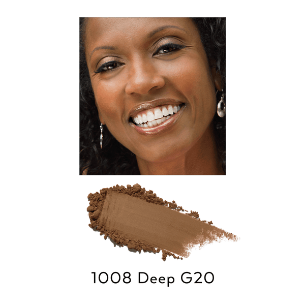 1008 Deep G20 (Warm Ebony)