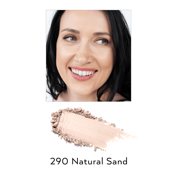 290 Natural Sand (Porcelain)