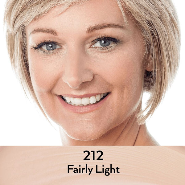 212 Fairly light (Medium Fair)