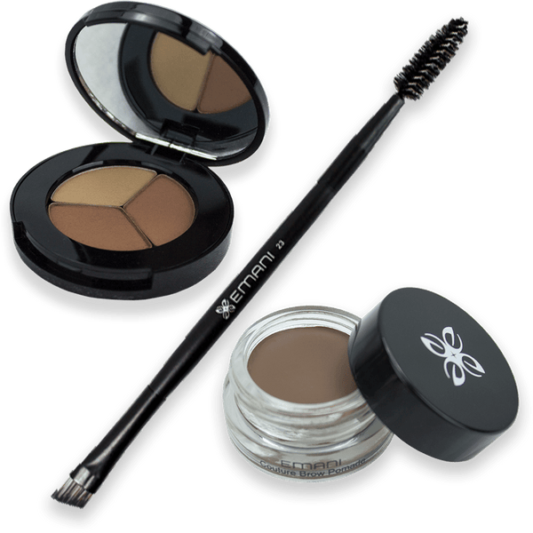 Brow Precision & Eye Liner Bundle