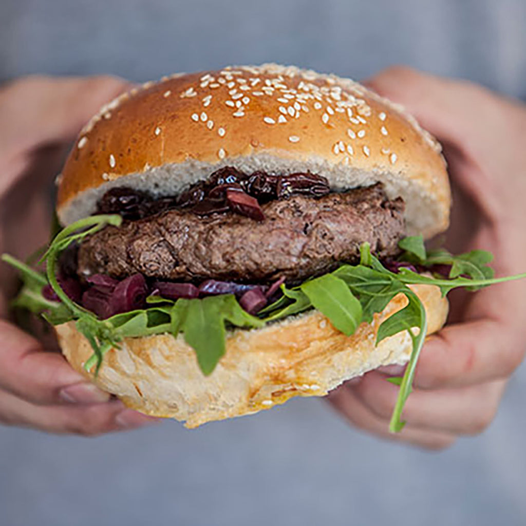 Festival Favourite Ostrich Burgers (Raw)
