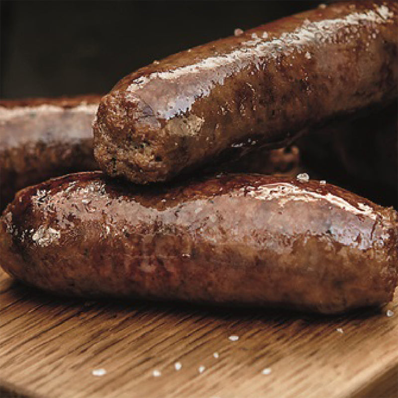 Venison Sausages x 6 in 360g pack