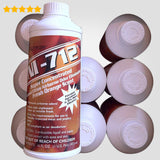 Ni-712 Odor Eliminator - Orange (9 Pack)