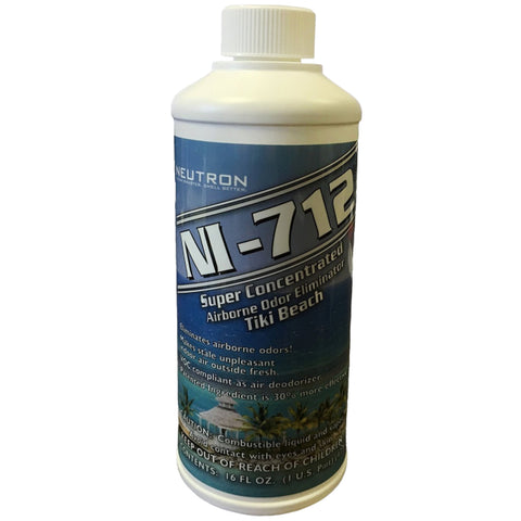 Ni-712 Odor Eliminator, Tiki Beach, 1 Pint (16 Fl Oz)