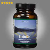 E3 Brainon Powder - 50g (Formerly Flakes); Increased Focus And Clarity; Lower Stress; Increased Energy And Endurance