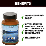 E3Live BrainOn Powder - 1 Bottle - 50g