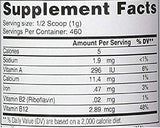 E3Live AFA Powder, 2 Bottles of 460 Gram with Zanocap Scientific Weight Loss