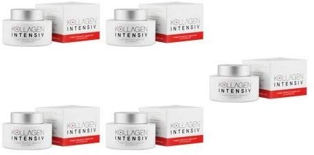 Kollagen Intensiv 5 Month - Anti-Wrinkle, Anti-Aging Cream; Reduce Age Spots & Get Rid of Crow's Feet
