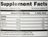 E3Live E3renewme! Supplement, 4 Bottles of 60 Count with Zanocap 1 Bottle
