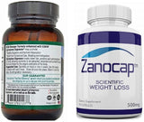 E3Live Enzymes Supreme 2 Bottles of 50g Powder w/ Zanocap Scientific Weight Loss