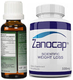 Agrisept L Antioxidant Wellness Weight Loss with Zanocap Weight Loss 1 Bottle