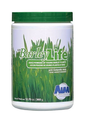 AIM BarleyLife 12.7oz (360g) Barley Grass Powder