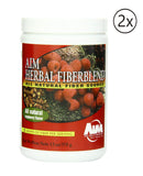Aim Herbal Fiberblend All Natural Raspberry Flavor Powder (375g)