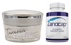 E3 Earth's Essential Cream 50g 1.8 OZ W/ Zanocap Scientific Weight Loss 1 Bottle