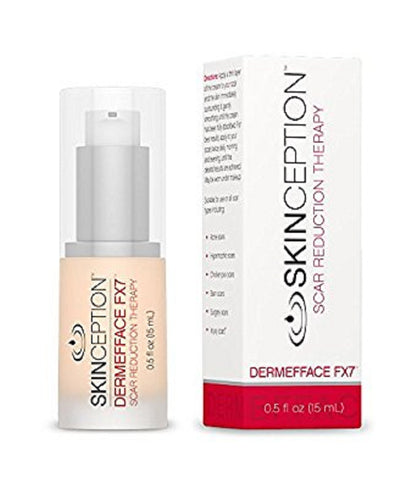 Skinception Dermefface Scar Reduction and Removal Therapy, 0.5 Fluid Ounce