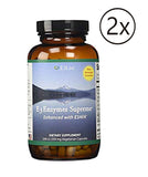 E3 Enzymes Supreme Dietary Supplement (240 ct Vegetarian Capsules)