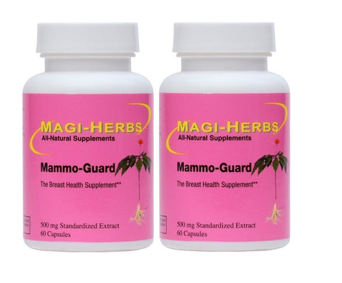 Mammo-Guard Breast Health Supplement - 2 Pack
