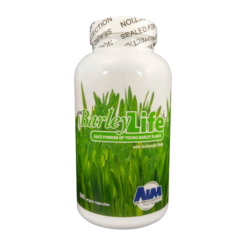 AIM BarleyLife Capsules (280 ct)