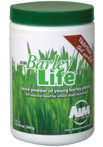 AIM BarleyLife - Family Size 12.7oz w/antioxidants for increased energy, healthy immune system, and whole body health