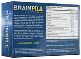Brain Pill Enhancement Complex - 60 Capsules