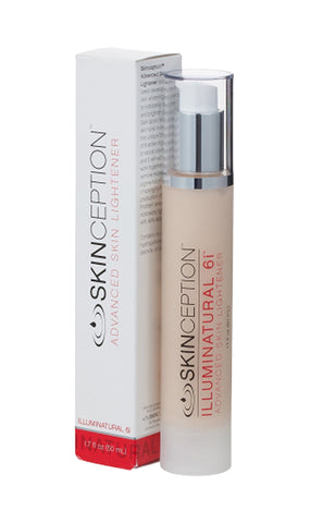 Skinception Illuminatural 6i Advanced Skin Lightener (1.7 Fluid Ounce)