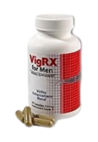 Vigrx Oral Herbal Supplement for Men 60 Capsules