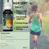 Agrisept - L Antioxidant 30ml (1 oz) 2 bottles