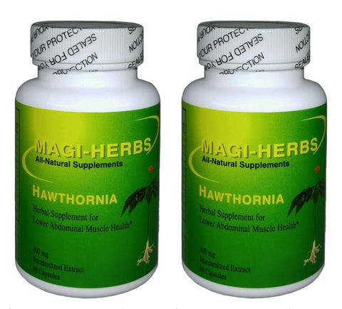 Hawthornia (Early Hernia Remedy) - 2-Pack