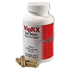 VigRx - 1 Month Supply - 60 Capsules; Oral Herbal Supplement