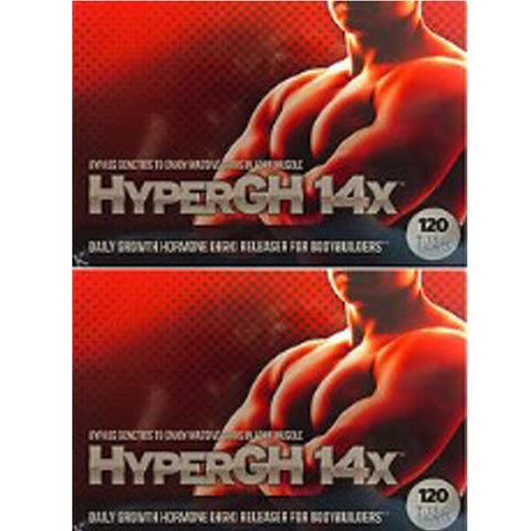 Two HyperGH 14x boxes (240 tabs)