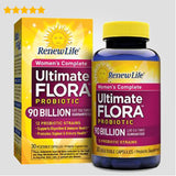 Ultimate Flora Women's Complete 90 Billion (30 Veg. Capsules)