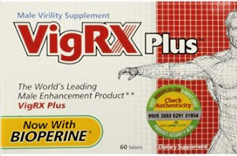 Vigrx Plus - 1 box 60 Pills
