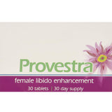 Provestra Daily Female Supplement for Increased Libido, 30 Count