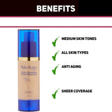Color Correcting Tinted Moisturizer (Medium)