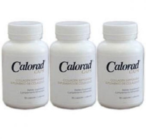 Calorad Caps - 3 Pack
