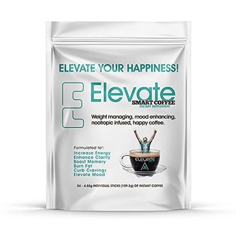 Elevate Coffee - 24 Sticks Per Bag by Elevacity