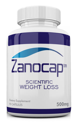 Zanocap Weight Loos Diet Pills Supplement (90 Capsules) Boots Energy Level