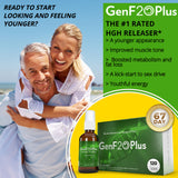 GenF20 Plus Platinum Package: 6 Boxes of GenF20 Plus, 6 Bottles of GenF20 Plus Spray!