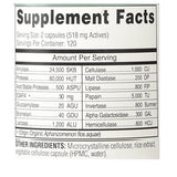 E3 Enzymes Supreme - 240 count; 1 bottle