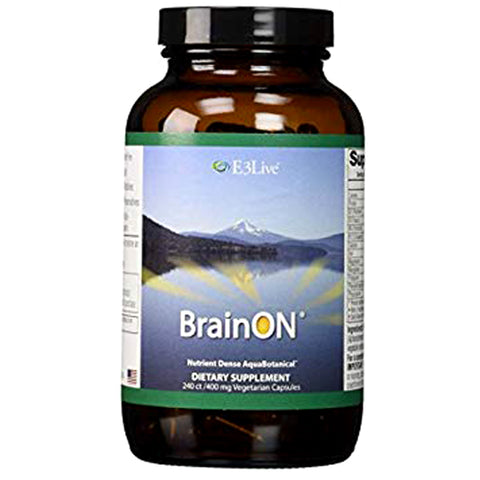 E3Live BrainOn 400 mg