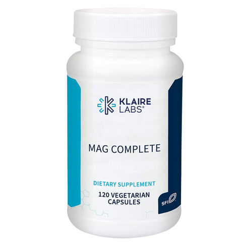 Complementary Prescriptions - Mag Complete 120 vcaps