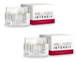 Kollagen Intensiv - 2 Month Supply - Anti-Wrinkle, Anti-Aging Skin Care Treatment